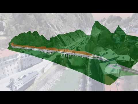 STRABAG: Projekt L76 Schlossgalerie – 3D-Mapping via Drohne