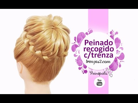 27 peinados recogidos faciles