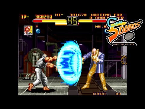 "ART OF FIGHTING (BOSS HACK BY YUMEJI)  - ""CON 5 DUROS"" Episodio 780 (1cc) (CTR)"