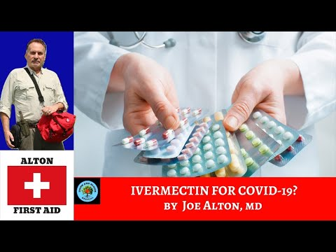 Ivermectin for COVID-19? By Dr. Alton