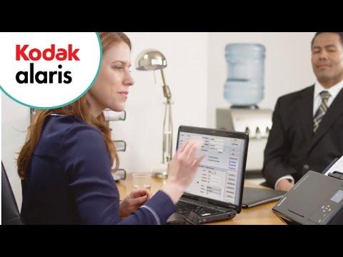 Amélioration de l'accueil des clients I Alaris Information Management Preview