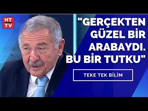"""""""1971-72-73'te ekip olarak Türk tasarımı bir araç ürettik"""""""