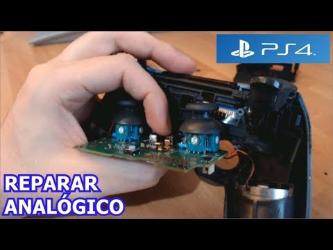 DUALSHOCK 4 - Reparar joystick analógico mando PS4