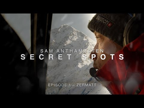 EXPLORING THE UNSEEN BEAUTY OF SWITZERLAND | SECRET SPOTS WITH SAM ANTHAMATTEN - ZERMATT (EPISODE 1)
