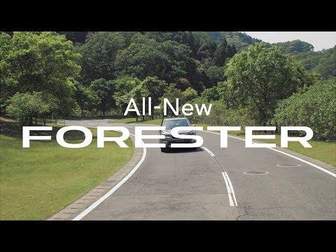 2019 Subaru Forester Presentation Video