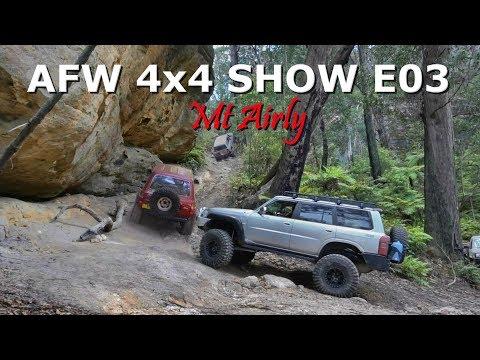 AFW Show @ Mt Airly - E03