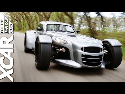Holland's Most Extreme Car: Meet Mr Donkervoort - XCAR - UCwuDqQjo53xnxWKRVfw_41w