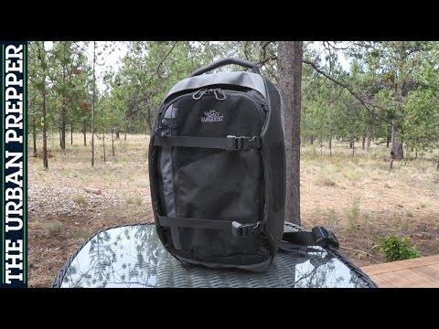 Vanquest SKYCAP-46 Duffel Backpack Review