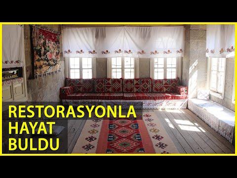 Tarihi 'Bitlis Evi', Kadın Eliyle Hayat Buldu