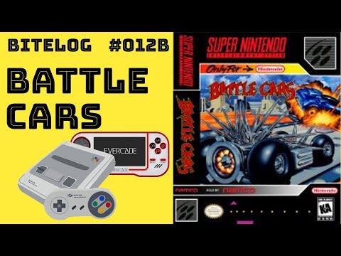 BITeLog 012B.1: Battle Cars (SUPER NES/EVERCADE)