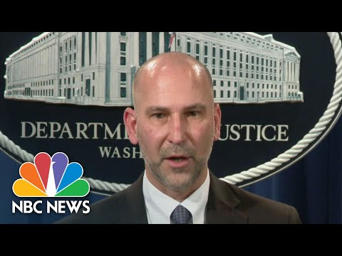 FBI: 160 Case Files Opened Into Capitol Riot Probe | NBC News NOW