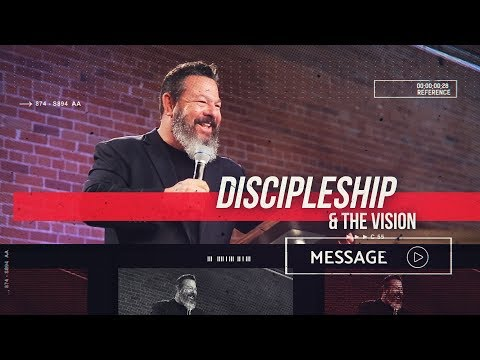 June 30th - Destiny PHX - Discipleship and The Vision