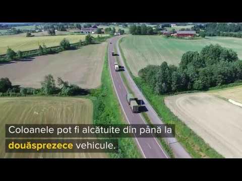 Statens vegvesen - Coloană militară