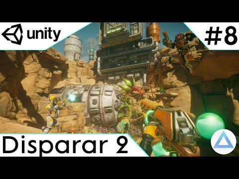 CREA un VIDEOJUEGO de DISPAROS en Unity Tutorial 2021🔫/Disparar 2/8-Capitulo