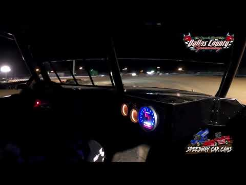 #7 Steve Lourenco - Pure Stock - 5-7-2021 Dallas County Speedway - In Car Camera - dirt track racing video image