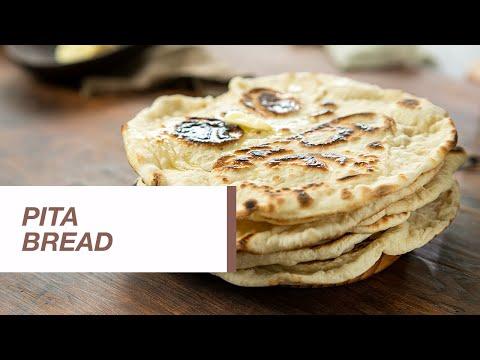 Pita Bread | Food Channel L Recipes
