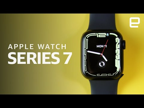 Apple Watch Series 7 review: It's all about the screen