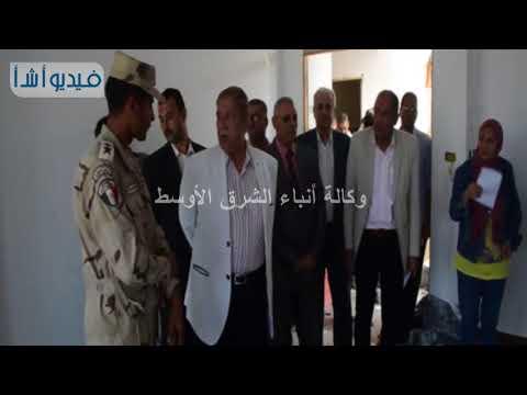بالفيديو: اللواء ياسين طاهر محافظ الإسماعيلية خلال جولته لتفقد المدرسة اليابانيه بالإسماعيلية