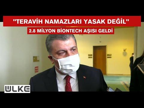 Sağlık Bakanı Koca: Mutasyonlu koronavirüs oranı yüzde 75'lere ulaştı