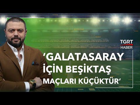 Kerem İnan: Sergen Yalçın, Ali Sami Yen'e Geldi, Fatih Terim'in Elini Öptü ve Geri Döndü..