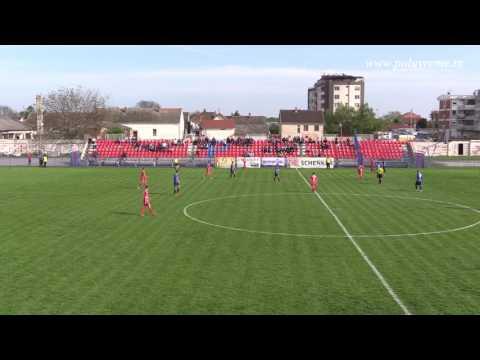 "Fudbal: FK ""Radnički"" (NP) - FK ""Železničar"" 2:2"