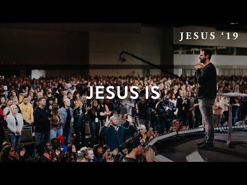 Jesus Is  Michael Koulianos  Jesus '19
