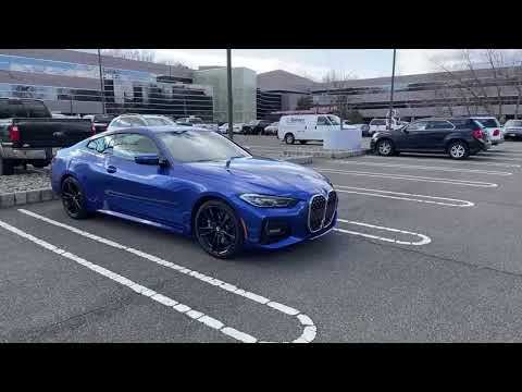 2021 BMW 430i xDrive || First Look and Walk Around