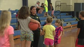 Sheriff's Office holds camp for children