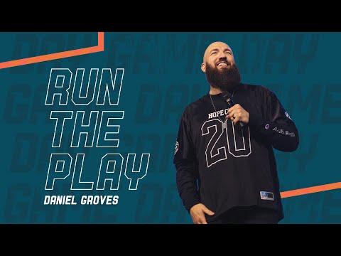 Run The Play  Pastor Daniel Groves