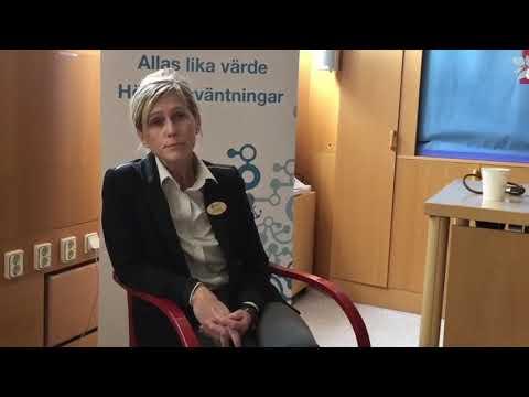 Intervju med Jenny Nordström