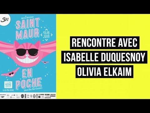 Vidéo de Isabelle Duquesnoy