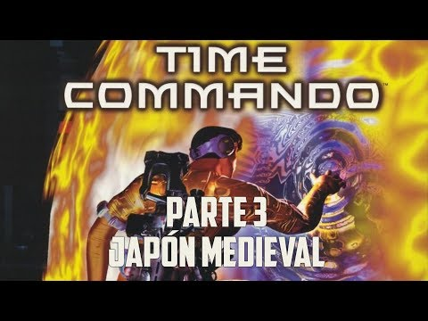 Time Commando (1996) - PC - Fase 3 Japón Medieval