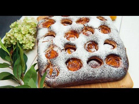 Абрикосовый пирог | ДЕСЕРТация про Испанию