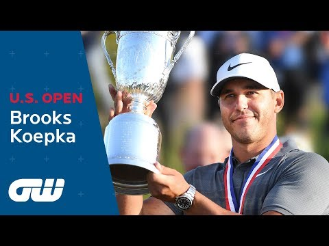 Brooks Koepka on His US Open Defence | US Open 2019 | Golfing World