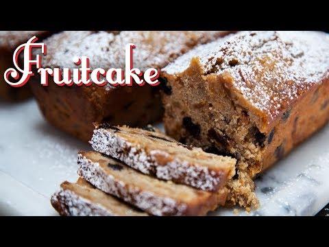 How to Make Delicious Homemade Fruitcake for Christmas | Smart Cookie | Allrecipes.com