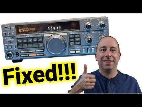 Ham Radio: Kenwood TS-440 VCO Repair - is it worth it?