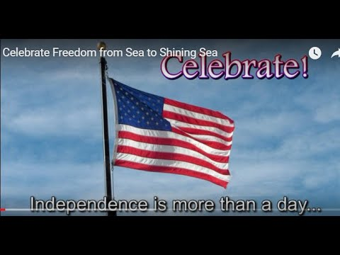 Celebrate Freedom from Sea to Shining Sea