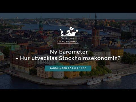 Ny barometer – Hur utvecklas Stockholmsekonomin?