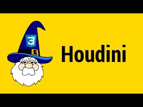 Extending CSS with Houdini