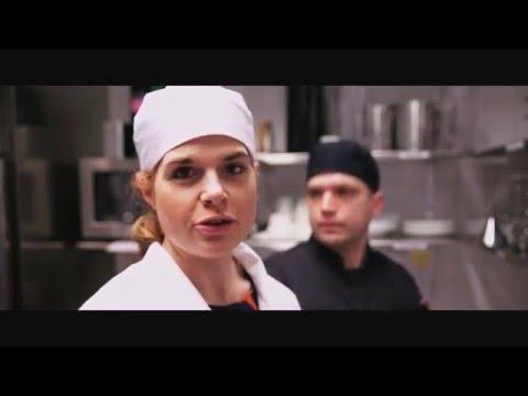Säkert och rätt - En film om en livsmedelskontroll i ett skolkök