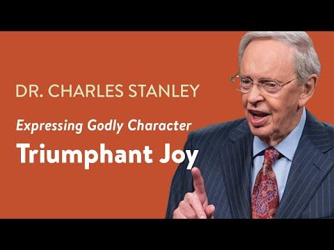 Triumphant Joy  Dr. Charles Stanley