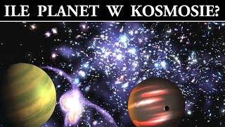 Niewyobrażalna liczba planet wkosmosie