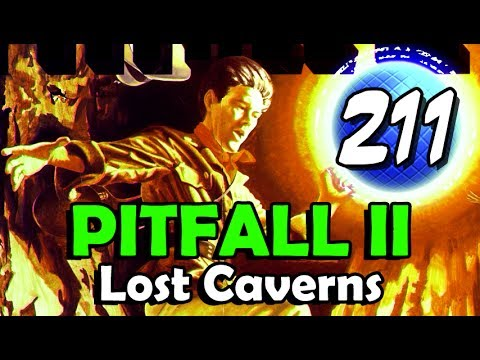 Pitfall II Lost Caverns - Video Review Clásico