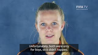 Kika van Es: My football journey