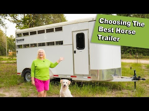 Horse Trailer Shopping? Don't get ripped off, follow these tips.