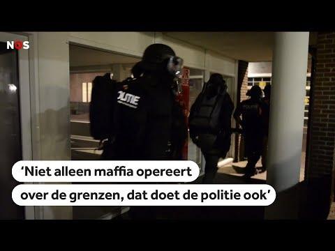 MAFFIA: Grote internationale actie tegen 'ndrangheta, ook in Nederland