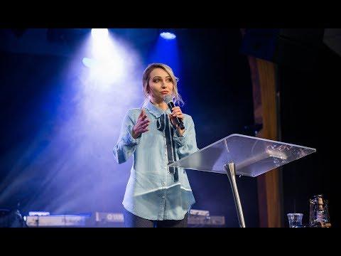11:30am Baptism Service  Liliya Savchuk