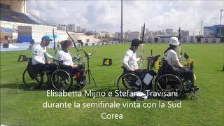ARCO A Dubai 8 finali per la Nazionale Paralimpica