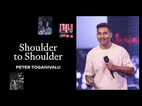 Shoulder to Shoulder  Peter Toganivalu  Hillsong Church Online