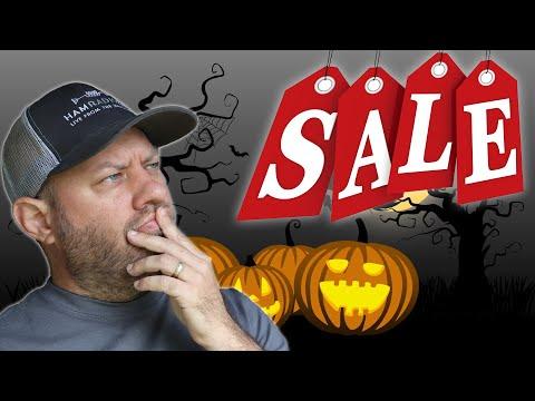 Ham Radio Shopping Deals for Halloween! 2020